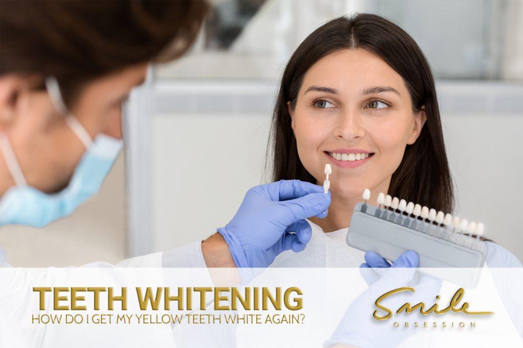 teeth whitening specialist
